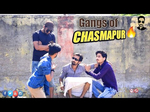 Gangs Of Chashmapur   Shahid Alvi  