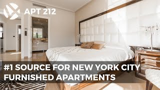 New York City Furnished Apartments For Rent  | APT212 NYC Apartment Tour Videos