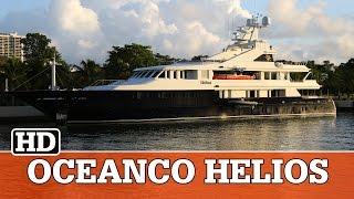 Oceanco | HELIOS yacht docked in Miami