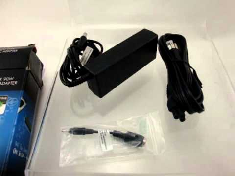HP 90W Smart AC Power Adapter KG298AA Inandoutcomputers