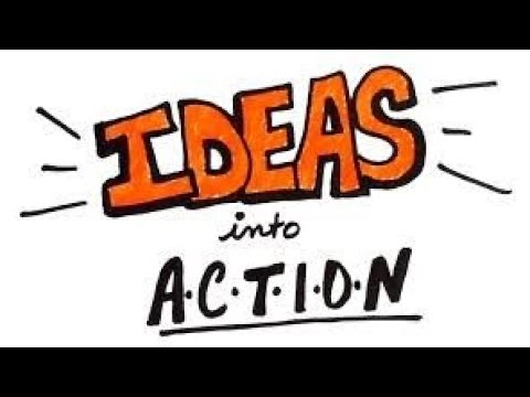 Convert Ideas into Action in Hindi | New Concept | Easy Way to Success