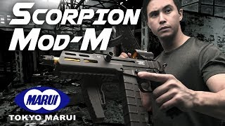 Modernized Marui Vz61 Scorpion -  RedWolf Airsoft RWTV