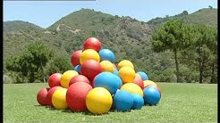 IT'S A PILE OF BALLS!!!