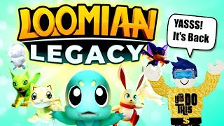 Loomian Legacy - How to Get Started on Loomian Legacy (ROBLOX)