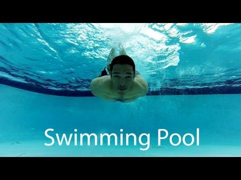 Swimming Pool Movie Tamiami Gopro Hero3 Silver Youtube