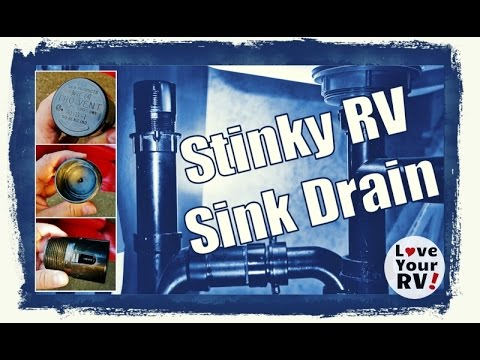 how-to-solve-a-stinky-rv-sink-drain-problem