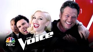 Top 9 Blind Audition (The Voice around the world VIII)