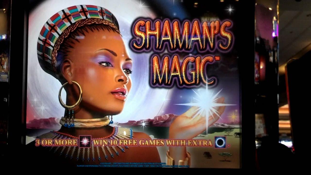 ShamanS Magic No Download Slot