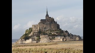 A Day Trip To Mont Saint Michel (October 2014)