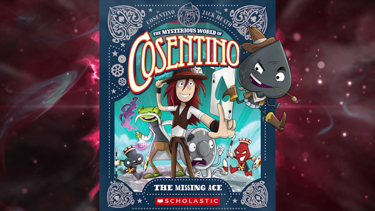 the mysterious world of cosentino the missing ace