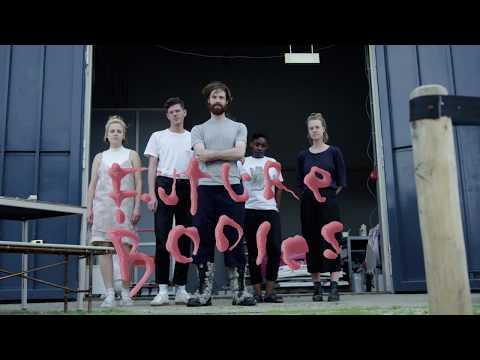 Bart Hess | Future Bodies  trailer NL