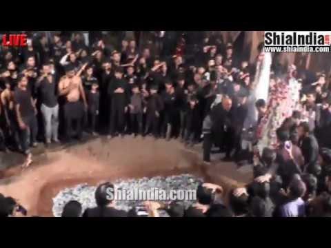 8th Safar Majlis at Al Ghadeer, Kotla Alijah 1437-2015-16