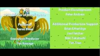 Adventure Time(DS)-Walkthrough Part 16 & Credits