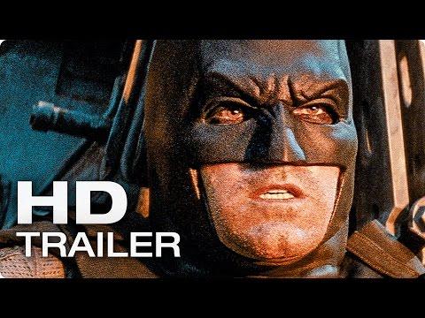 BATMAN VS SUPERMAN: Dawn Of Justice Trailer 2 German Deutsch (2016)