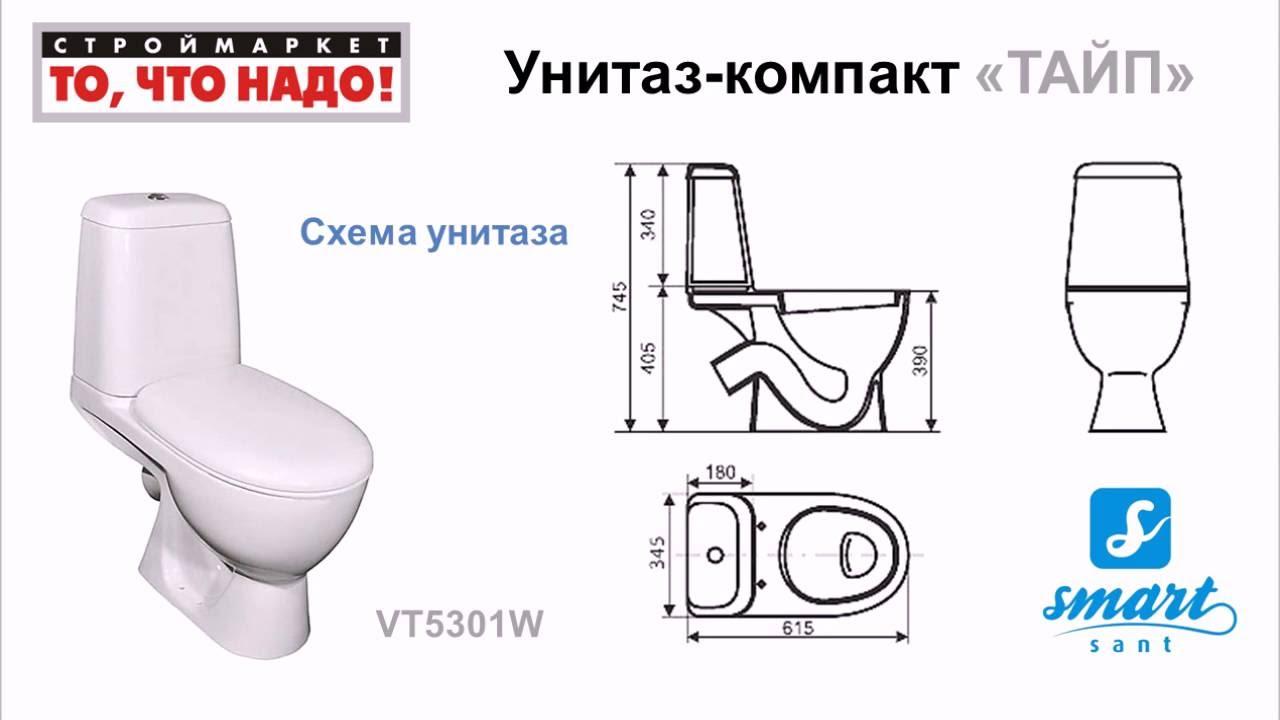 У нас вы можете купить унитаз в минске с доставкой в другие города беларуси по отличной цене в интернет-магазине kit. By!