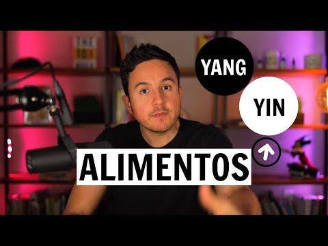Alimentacion + Alimentos Yin y Yang | Características