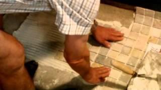 Cómo construir in situ un plato ducha vídeo nº 120 abc Capítulo 5ª SOLADO