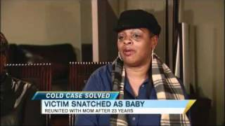 Carlina White: Victim Snatched as Baby 1/20/2011