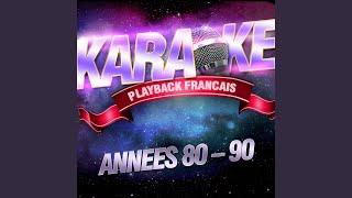 Sur Des Musiques Noires — Karaoké Playback Instrumental — Rendu Célèbre Par Thierry Pastor