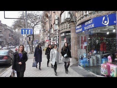 Ереван, 19.01.20, Su, пр.Маштоца, Магазин, ул.Амиряна, Video-1.