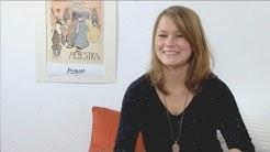 Fluch des Falken - Interview mit Juliane Kotzur (Emily)
