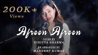 Afreen Afreen Cover | Ridipta Sharma ft. Mandeep Kumar