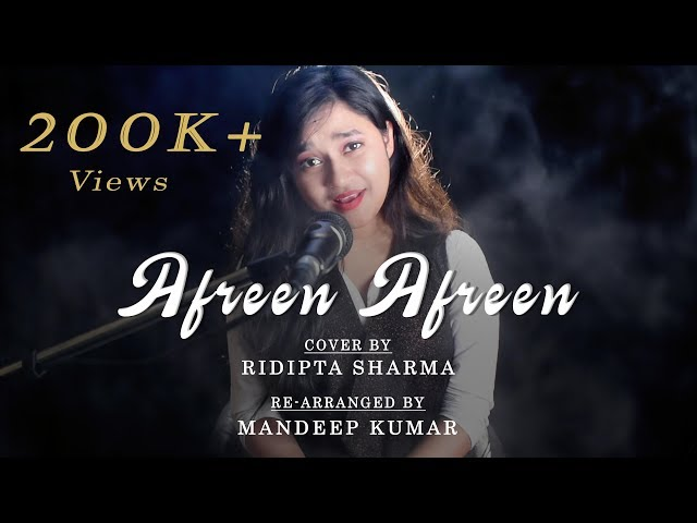 Afreen Afreen Cover | Ridipta Sharma ft. Mandeep Kumar