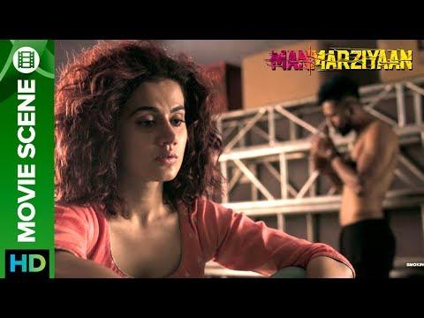 Taapsee Pannu crosses her line | Manmarziyaan