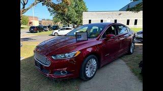 Битки ,что это.2013 Ford Fusion Hybrid - 4500$.