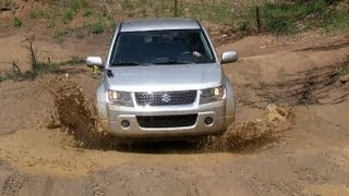 2012 Suzuki Grand Vitara Review and Drive