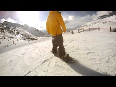 NZ Shred 2012 -  Remarkables & Snow Park