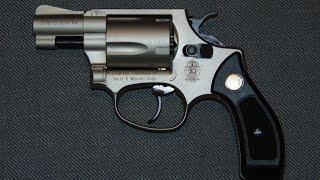 Smith & Wesson Chiefs Special 9mm RK Nickel Schreckschussrevolver - Review und Schusstest