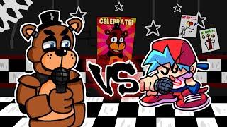 Freddy FNAF Song Battle! Friday Night Funkin' Mod
