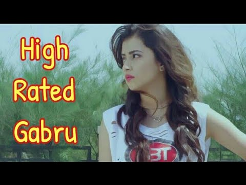 High Rated Gabru Female Version | Aditi Singh Sharma