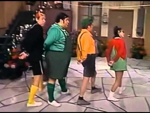 El chavo del ocho-Que bonita vecindad 1977 (HQ) Parte 3-3