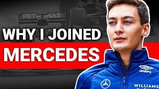George Russell Reveals Why He Thinks Mercedes Is Better Than Red Bull