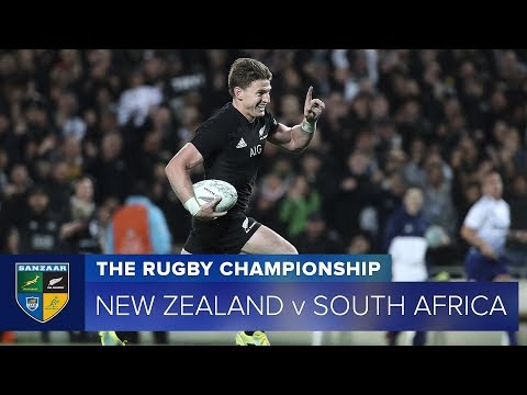 HIGHLIGHTS: 2018 TRC Rd 4: New Zealand v South Africa