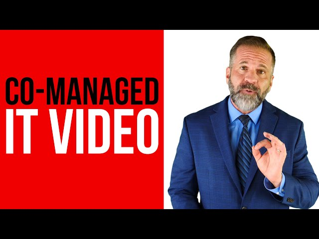Co-Managed IT Services | Kyocera Intelligence