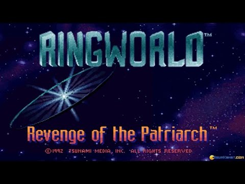Ringworld: Revenge of the Patriarch gameplay (PC Game, 1992)