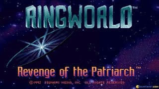 Ringworld: Revenge of the Patriarch - 1992 PC Game, introduction and gameplay