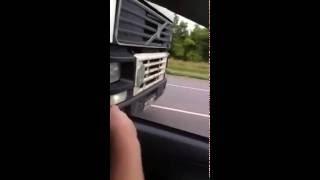Беспредел дальнобойщиков в Воронежской области