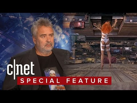 Luc Besson says 'The Fifth Element' was a 'nightmare'