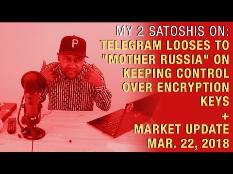 """Telegram Looses to """"Mother Russia"""" on Keeping Control Over Encryption Keys"""