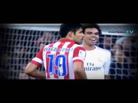 Diego Costa   Best Fights & Angry Moments Ever