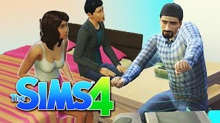ROLANDA, RICHARD, AND ALEX MOVE IN TOGETHER!   The Sims 4 Part 3