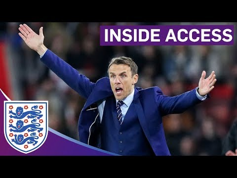 "Inside Access With Philip Neville | ""They're an Outstanding Group!"" 
