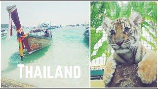 Thailand in 2 minutes | Go Pro Hero 7 Black