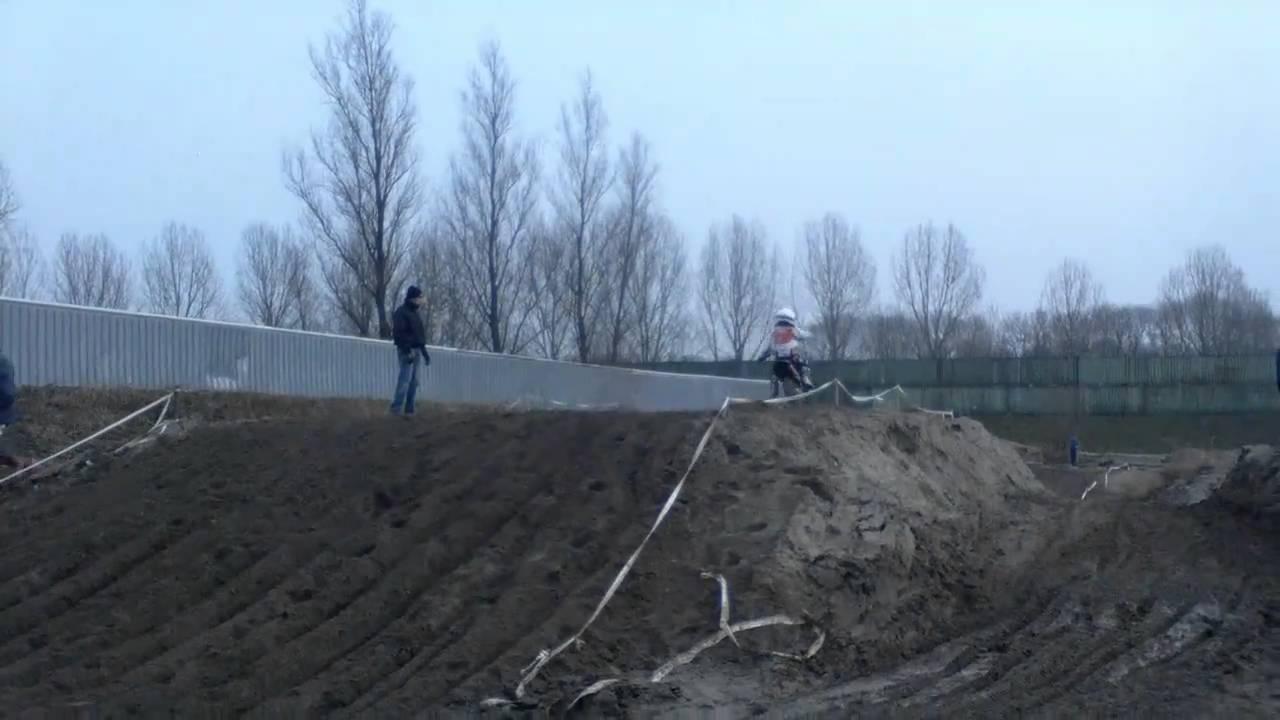 Mc De Bougie.Motocross Training Mc De Bougie In Arkel 19 2 2011