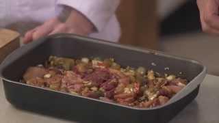 Surinaamse kip van Loes - Wie Kookt