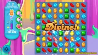 Candy Crush Soda Saga Level 945 (No boosters)